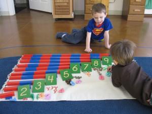 montessori eğitimleri