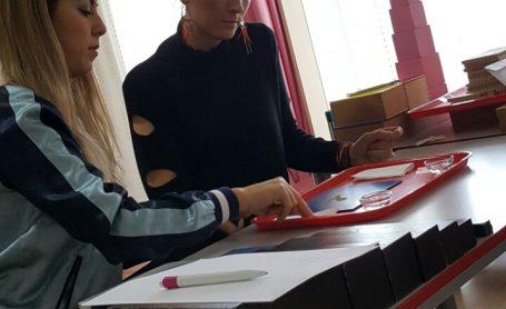Montessori Eğitimlerimizden Karışık Resimler