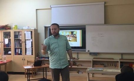 İstanbul Montessori Uygulayıcı Eğitimi